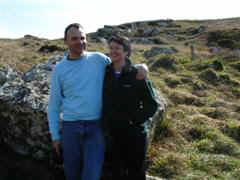 with Bridget, Cornwall 06